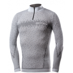 BIOTEX LUPETTO 3D ZIP gris