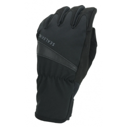 SEALSKINZ IMPERMEABLE CYCLE negro