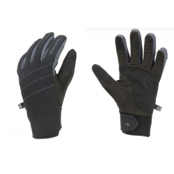 SEALSKINZ IMPERMEABLES ALL WEATHER CON FUSION CONTROL negro