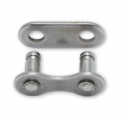 KMC ENGANCHE CADENA SNAP-ON WIDE EPT 1V PLATA