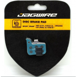 JAGWIRE SPORT ORGANICA SRAM RED FORCE RIVAL LEVEL