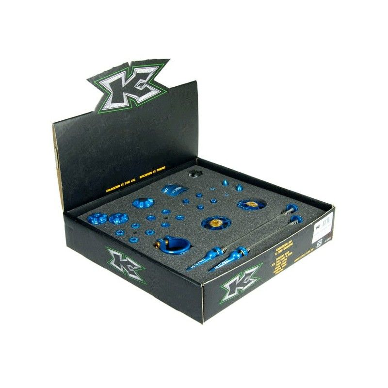 KCNC ROAD TUNING KIT azul
