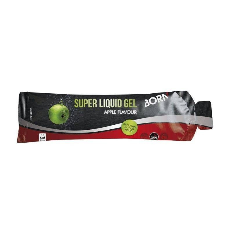 BORN SUPER LIQUID GEL MANZANA
