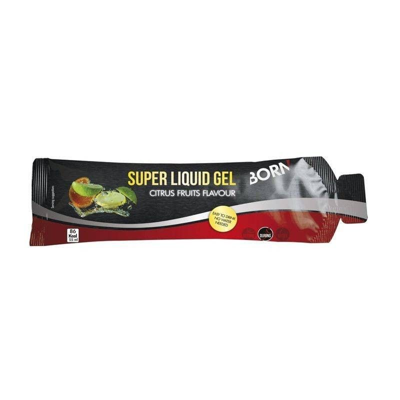 BORN SUPER LIQUID GEL CITRICOS