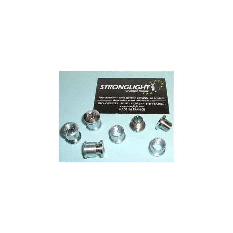 STRONGLIGHT TORNILLOS DOBLE PLATO