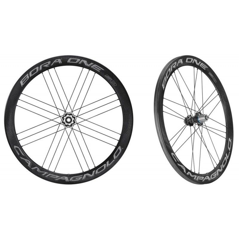 CAMPAGNOLO BORA ONE 50 CUBIERTA DISC dark