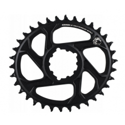 SRAM XSYNC 2 EAGLE OVAL DM 12V 3MM ALUMINIO